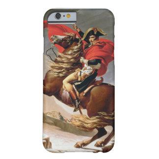 Napoleon que cruza las montañas, c.1800 (aceite en funda de iPhone 6 barely there