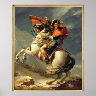Napoleon que cruza las montañas el 20 de mayo de 1 impresiones