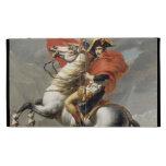 Napoleon que cruza las montañas - Jacques-Louis Da