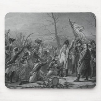 Napoleon Returns From Elba Mouse Pad