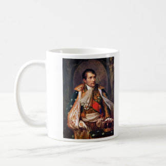 Napoleon The King of Italy by Andrea Appiani Classic White Coffee Mug