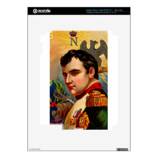 Napoleon Vintage iPad 3 Decal