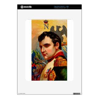 Napoleon Vintage iPad Skin
