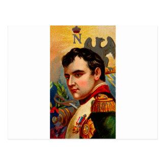 Napoleon Vintage Postcard