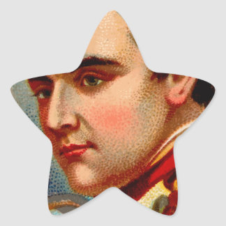 Napoleon Vintage Star Sticker