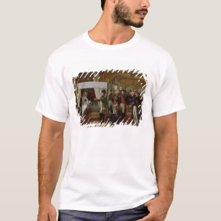 Napoleon visiting the Infirmary of Invalides T-Shirt