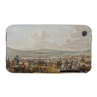 Napoleon Visiting the Siege Works at Danzig led by iPhone 3 Case-Mate Cases