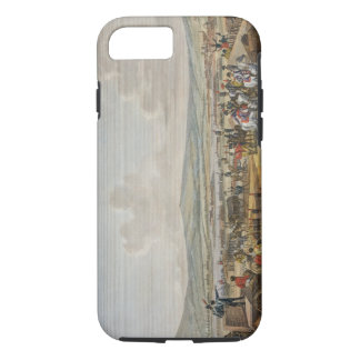 Napoleon Visiting the Siege Works at Danzig led by iPhone 8/7 Case