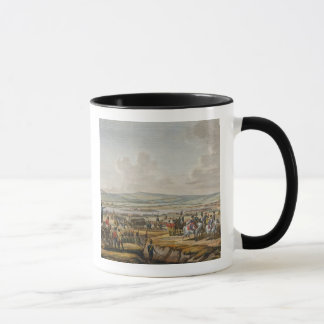 Napoleon Visiting the Siege Works at Danzig led by Mug