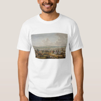 Napoleon Visiting the Siege Works at Danzig led by T Shirt