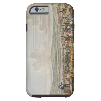 Napoleon Visiting the Siege Works at Danzig led by Tough iPhone 6 Case