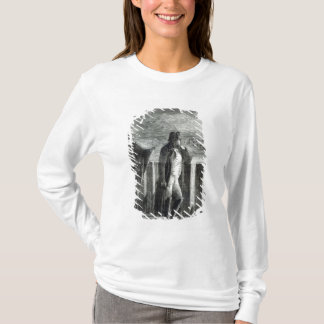Napoleon watching the Fire of Moscow in 1812 T-Shirt