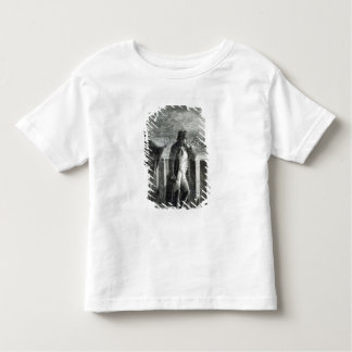Napoleon watching the Fire of Moscow in 1812 Toddler T-shirt