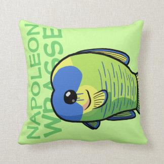 Napoleon Wrasse Pillow