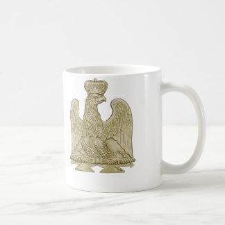 Napoleonic Eagle Classic White Coffee Mug