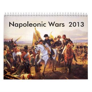 Napoleonic Wars Calendar