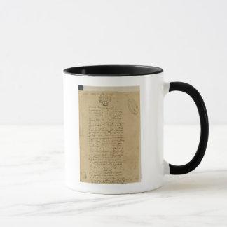 Napoleon's Birth Certificate, 1769 Mug