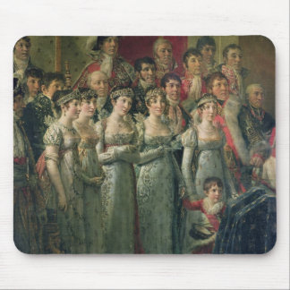 Napoleon's Consecration and Josephine's Mouse Pad