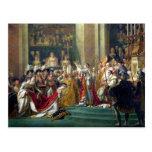 Napoleon's Consecration and Josephine's Post Card
