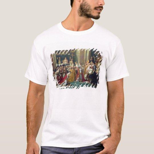 Napoleon's Consecration and Josephine's T-Shirt