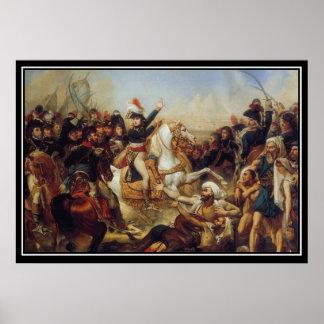 Napoleon's Egypt Campaign, the Pyramids Poster