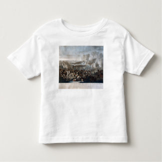 Napoleon's flight from the Battle of Waterloo Toddler T-shirt