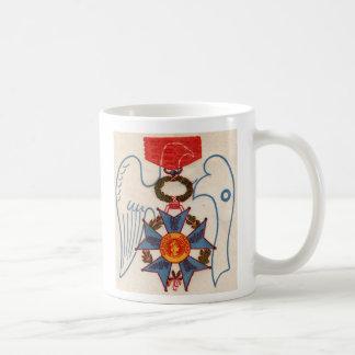 Napoleon's Legion D' Honneur medal Classic White Coffee Mug