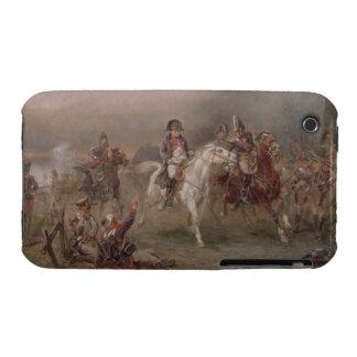 Napoleon's Retreat (oil on canvas) iPhone 3 Cases