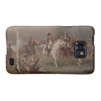Napoleon's Retreat (oil on canvas) Samsung Galaxy S2 Covers