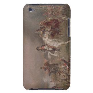 Napoleon's Retreat (oil on canvas) iPod Case-Mate Case