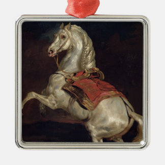 Napoleon's Stallion, Tamerlan Metal Ornament