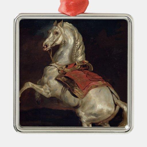 Napoleon's Stallion, Tamerlan Christmas Ornament