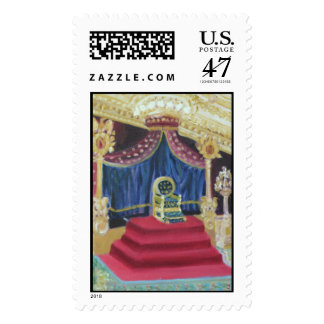 Napoleon's Throne Postage