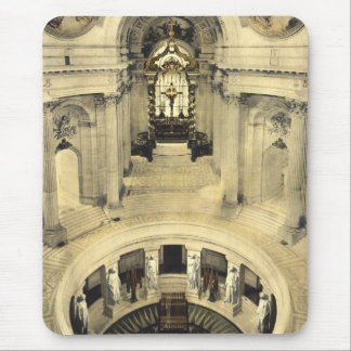 Napoleon's Tomb, Paris ca 1900 Mouse Pad