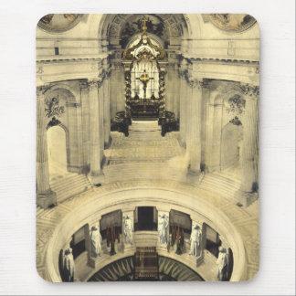 Napoleon's Tomb, Paris ca 1900 Mouse Pad