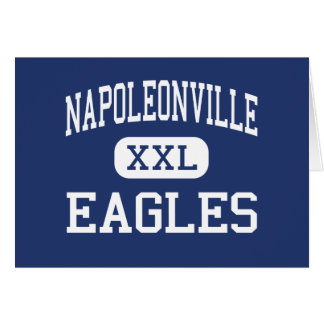 Napoleonville Eagles Middle Napoleonville Greeting Card