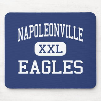 Napoleonville Eagles Middle Napoleonville Mouse Pads