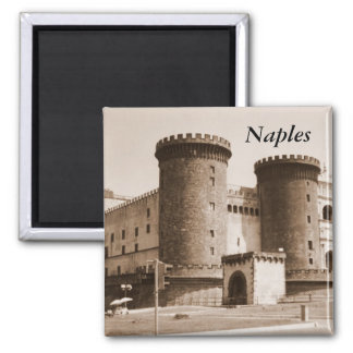 Nápoles Imán Cuadrado
