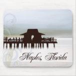 Nápoles la Florida Alfombrilla De Ratones