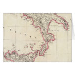Nápoles y Sicilia 26 Tarjeta De Felicitación