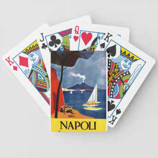 Napoli Bicycle Playing Cards