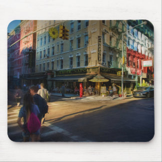 Napoli Cafe Mouse Pad