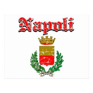 Napoli City Designs Postcard