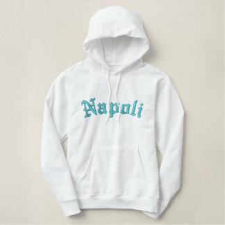 Napoli Embroidered Hoodie