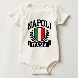 Napoli Italia Body Para Bebé