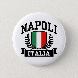 Napoli Italia Button