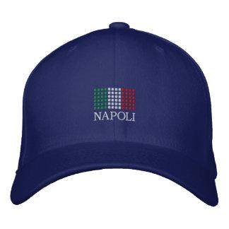 Napoli Italia Cap - Naples Italian Flag Hat