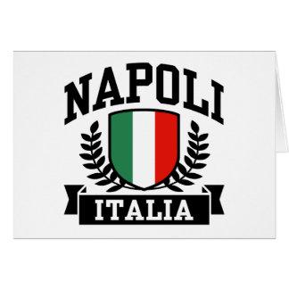 Napoli Italia Card