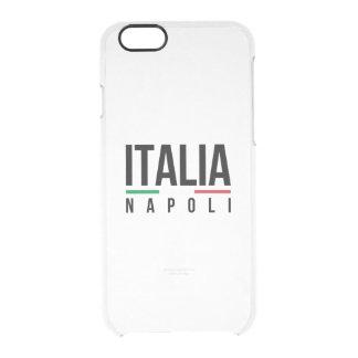 Napoli Italia Clear iPhone 6/6S Case