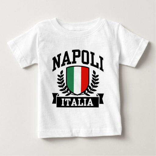 Napoli Italia Playeras